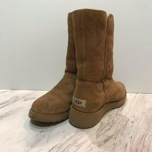 UGG Amie Women's Chestnut Boot